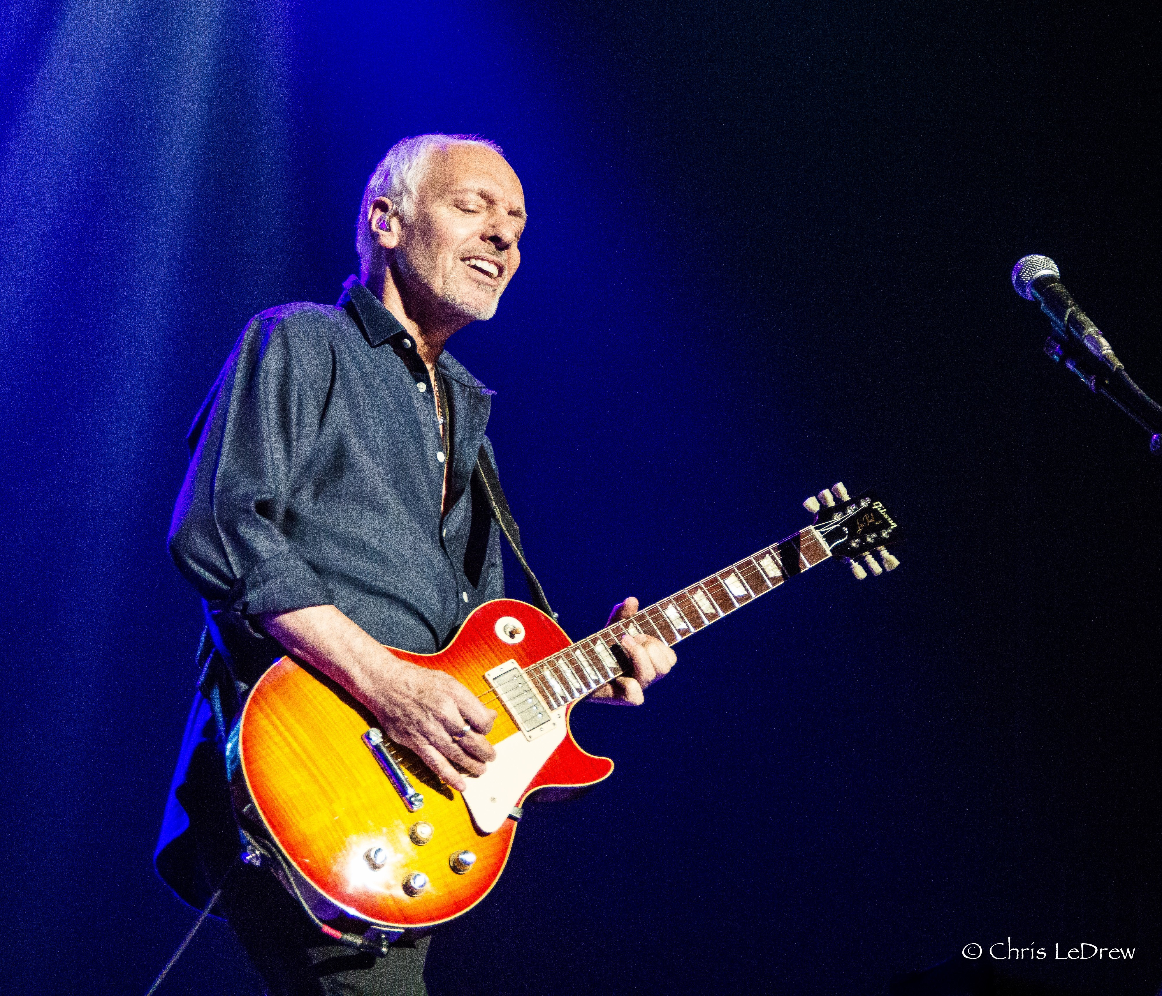 peter frampton breaking all the rules