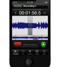 iPhone Audio App