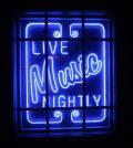 Live Music Signage