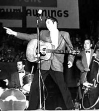 Elvis Presley, NYE Traditions.