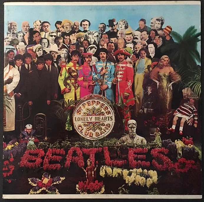 Sgt. pepper crop