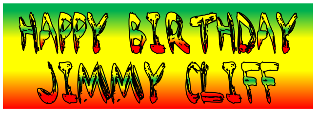 Jimmy Cliff BD