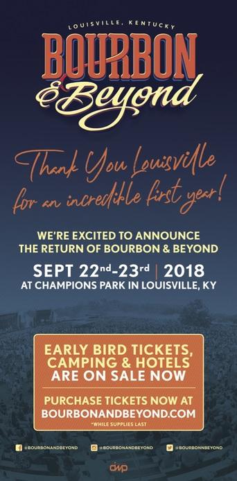 Bourbon & Beyond Festival