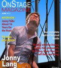 OnStage Magazine Cover June 13