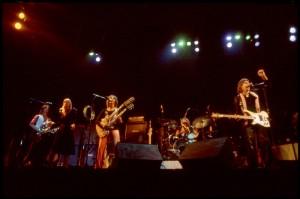 Paul McCartney & Wings - Rockshow 4 -¬ 1976 MPL Communications Ltd  Photographer Robert Ellis