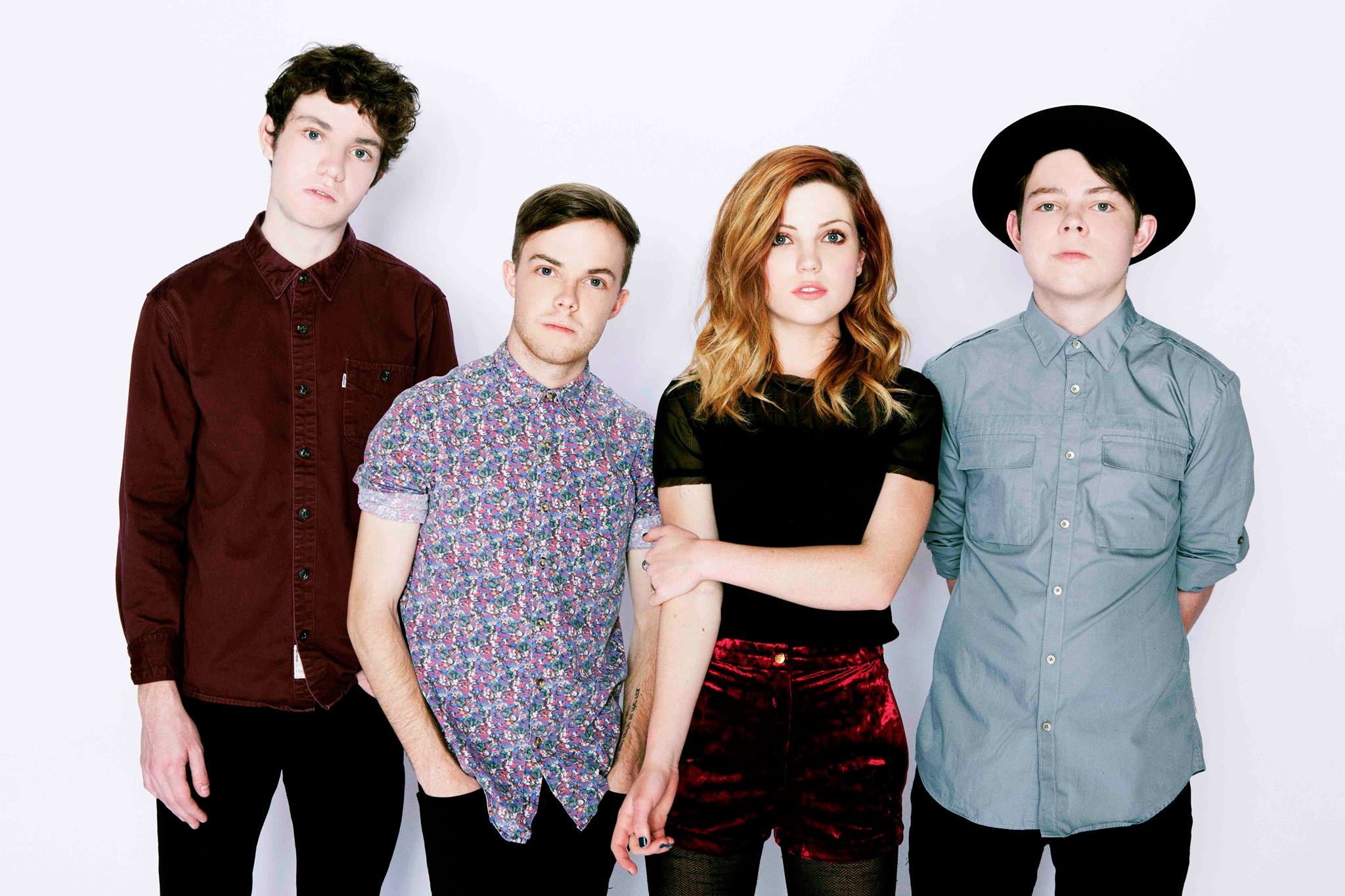 "7f0ed70ece Echosmith Becoming the ""Cool Kids"" - OnStage Magazine.com"