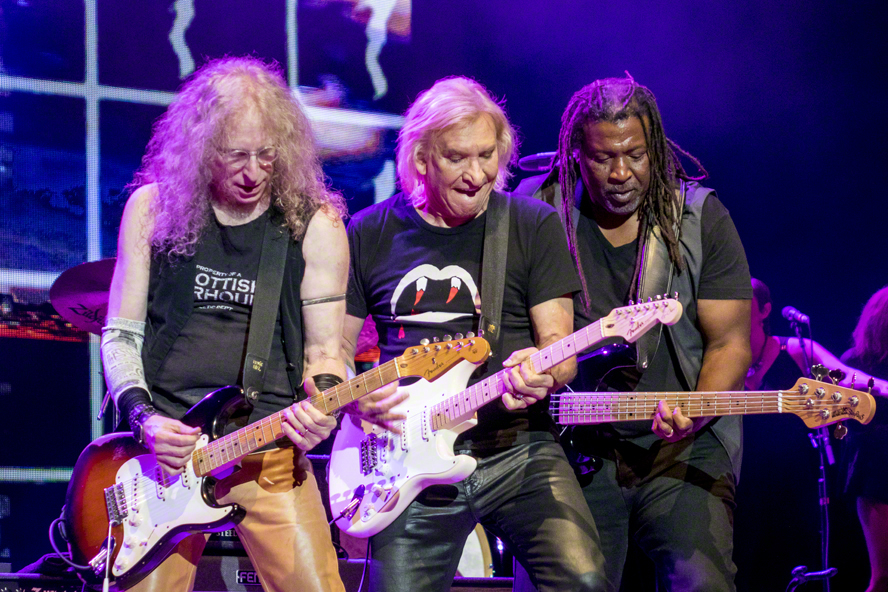 Bad Co  and Joe Walsh: Reviewed – OnStage Magazine com