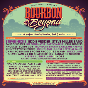 Bourbon & Beyond Food &Music Festival Louisville, Kentucky