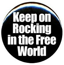 keep on rockin in the free world pearl jam